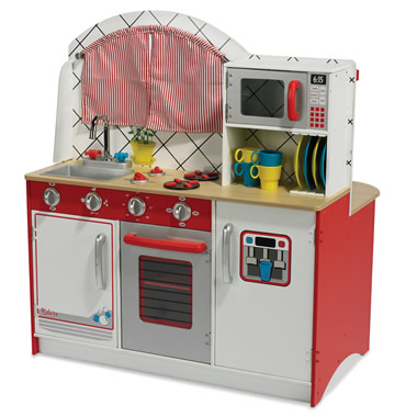The Bake And Grill Play Center.