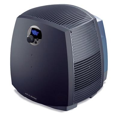 The Air Washing Humidifier.