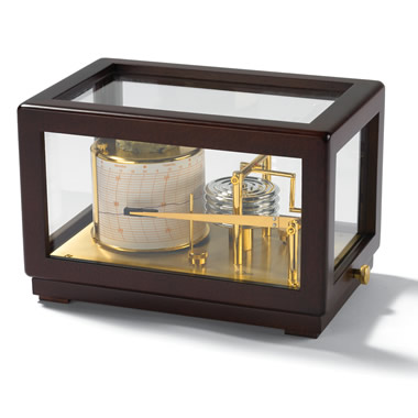 The Authentic Museum Barograph.