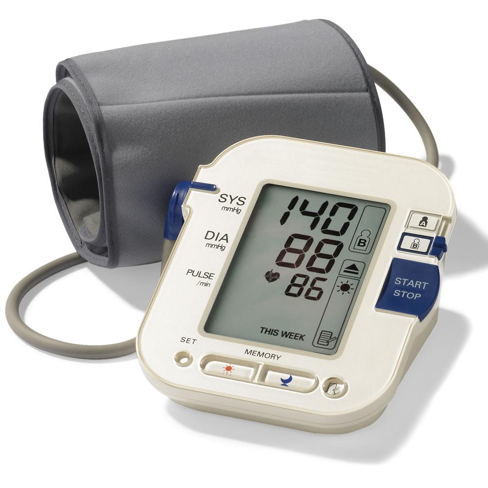 The Best Cuff Blood Pressure Monitor Hammacher Schlemmer
