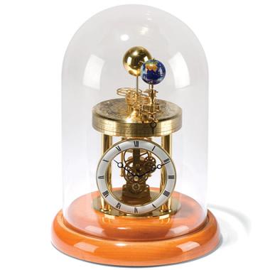 The Astrolabium Clock.
