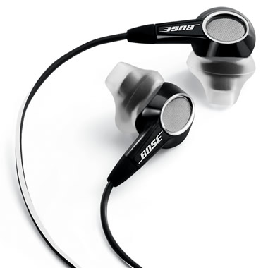 The Bose In Ear Headphones