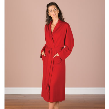 The Cashmere Robe (Women's).