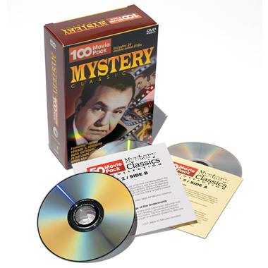 The 100 Classic Mystery Movies Collection.