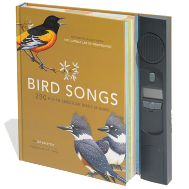 The 250 Bird Songs Audio Book.