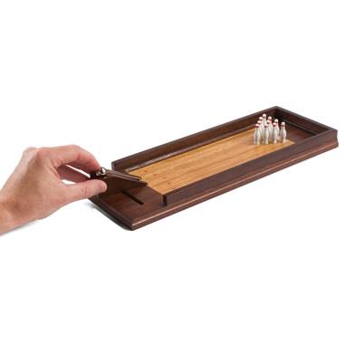 The Desktop Bowling Game.