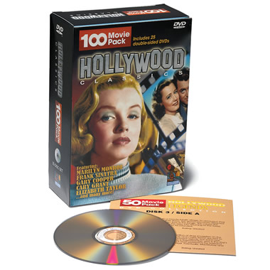 The 100 Classic Hollywood Movies Collection.