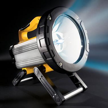The 1,100 Lumens Flashlight.