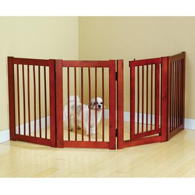The Configurable Pet Gate.