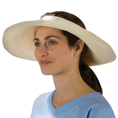 The Crownless Panama Hat.