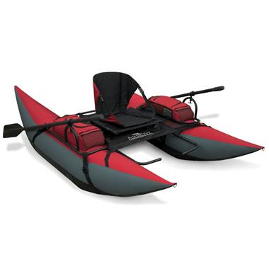 The Backpack Pontoon Boat