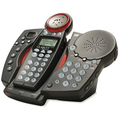 The Cordless Clarity Enhancing Telephone.