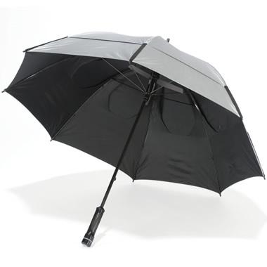 The Fan Cooled UV Blocking Umbrella.