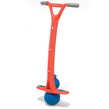 The Only Underwater Pogo Stick.