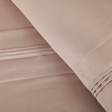 The 1,500 Thread Count Pillowcases (King).