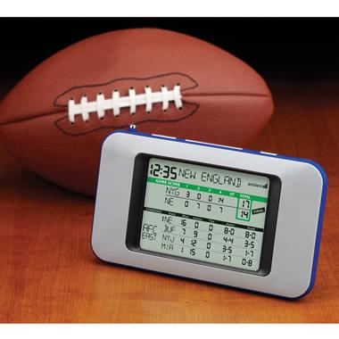 The Automatic Professional Football Electronic Scoreboard.