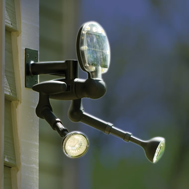 The Articulated Solar Light.