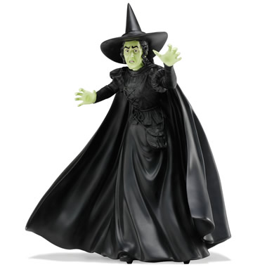 The 17 Inch Talking Wicked Witch Of The West.