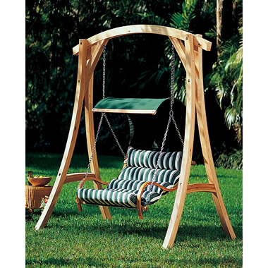 The Canopy for Arch Swing Stand.
