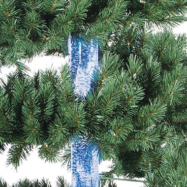 The Bubbling 6 1/2 Foot Christmas Tree