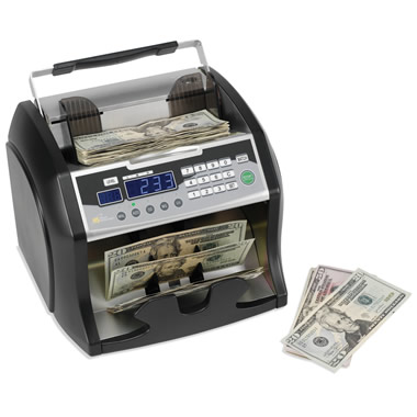 The Digital Cash Counter