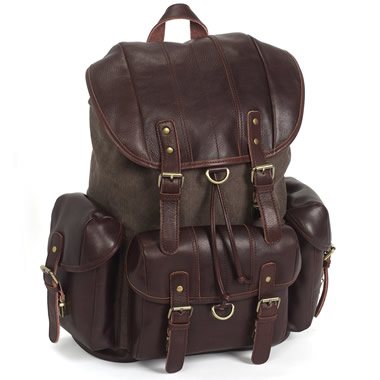 The Archeologist's Rucksack.
