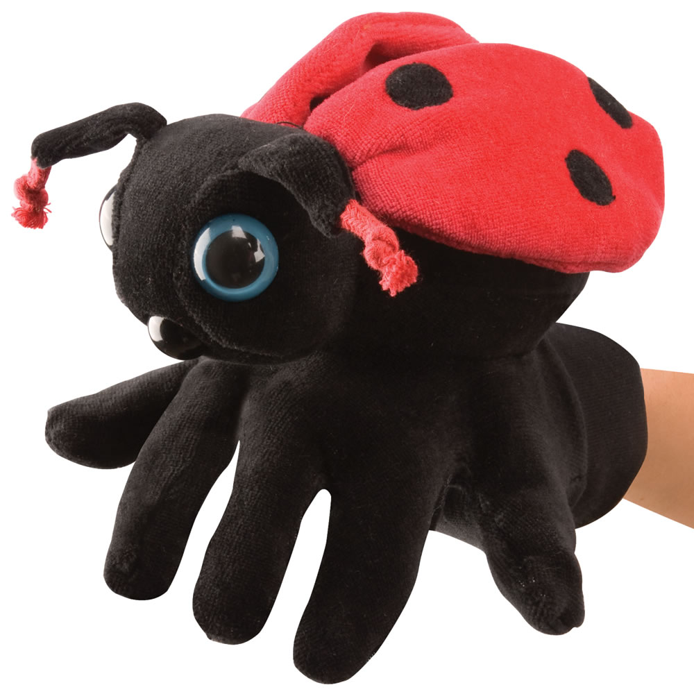 The Children S Glove Puppets Hammacher Schlemmer