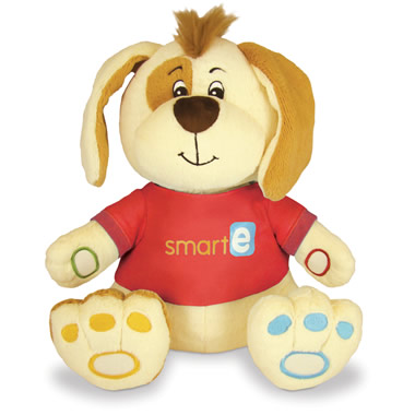 The Customizable Interactive Plush Puppy