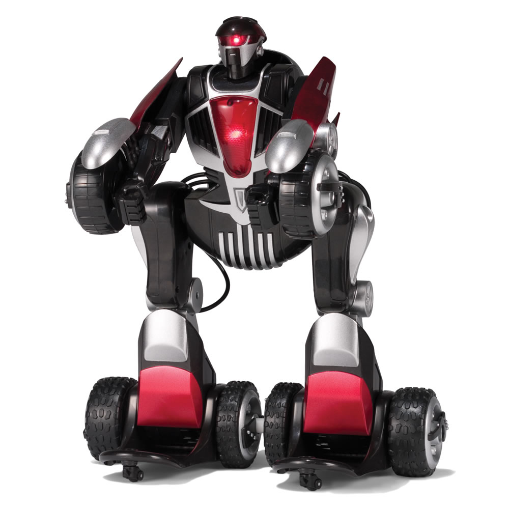 The transforming remote controlled robot car hammacher schlemmer the transforming remote controlled robot car malvernweather Images