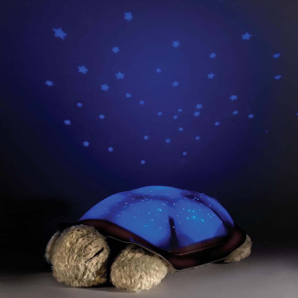 The Constellation Projecting Turtle Night Light Hammacher Schlemmer