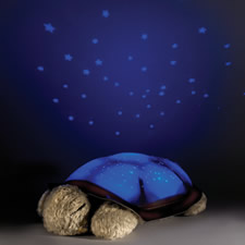 The Constellation Projecting Turtle Night Light