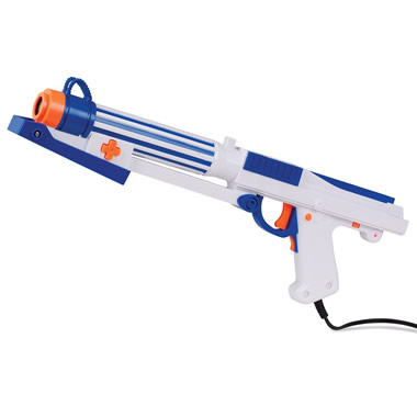 The Clone Wars Plug And Play Blaster Game.