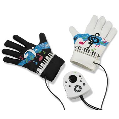 The Fingertip Keyboard Gloves.