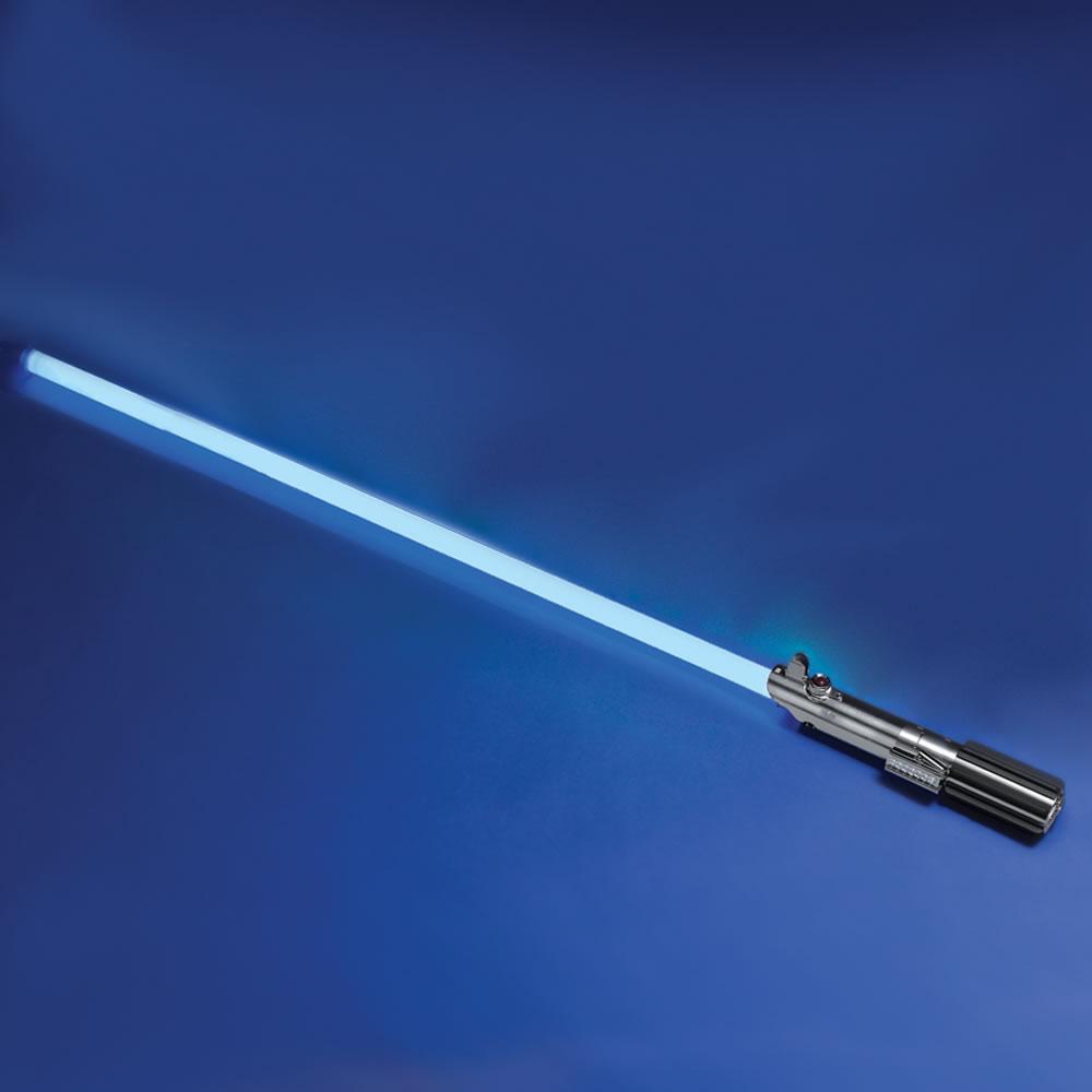 The Star Wars Luke Skywalker Lightsaber Hammacher Schlemmer