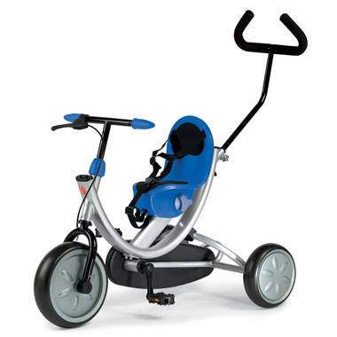 The Award Winning Ergonomic Tricycle.