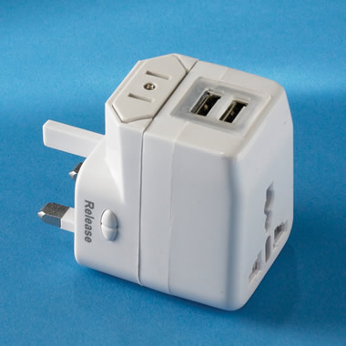 The 150 Country Travel Adapter.
