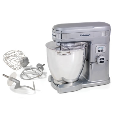 The Best Stand Mixer.