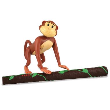 The Hide 'N Seek Monkey