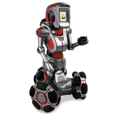 The Animated Emotive Robotic Companion.