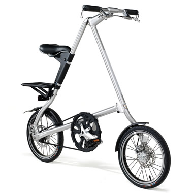 The Five Second Folding Bicycle.