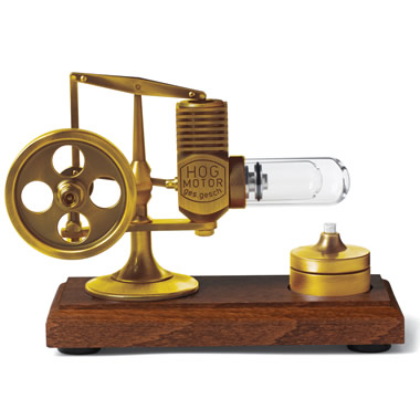 The Desktop Stirling Engine.