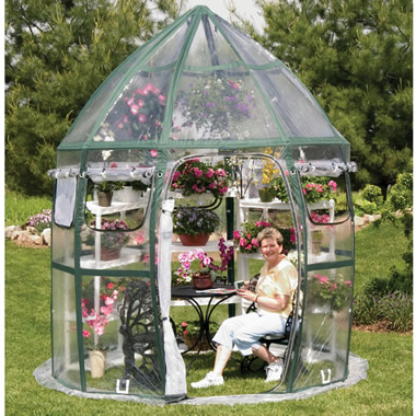 The Anywhere Greenhouse.