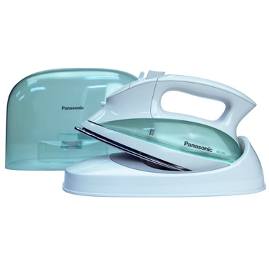 The Cordless Steam Iron.