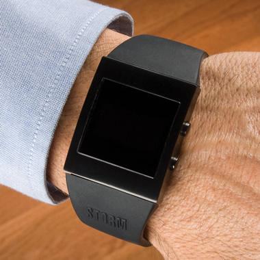 The Black Screen Watch.