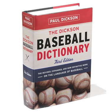 The Definitive Baseball Dictionary.