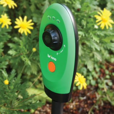 The Timelapse Garden Video Camera.