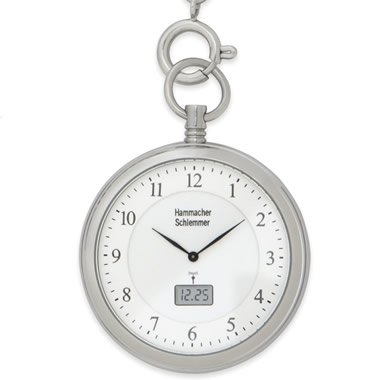 The Only Atomic Pocket Watch