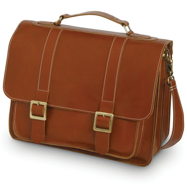 The Bullhide Briefcase.