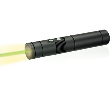 The Astronomer's Laser Flashlight.