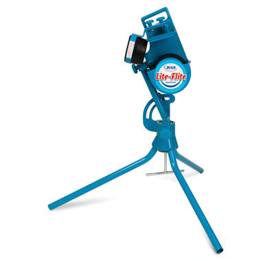 The Best Little League Pitching Machine.